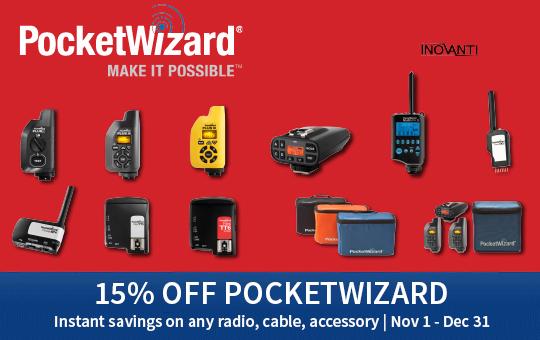 PocketWizard Deals