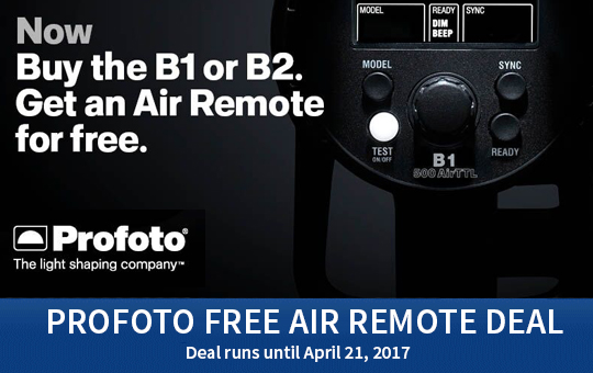 Profoto Air Remote Deal