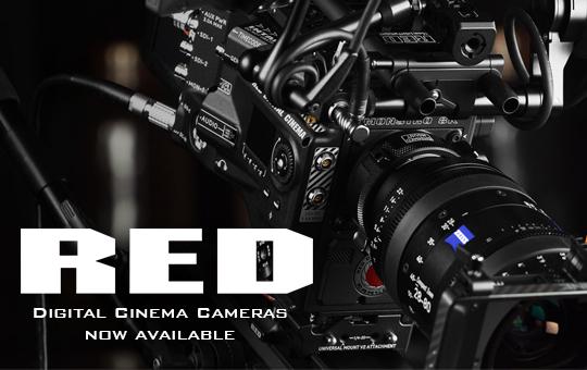 Red Cinema Cameras