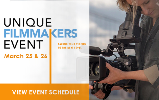 Unique Filmmaker Event