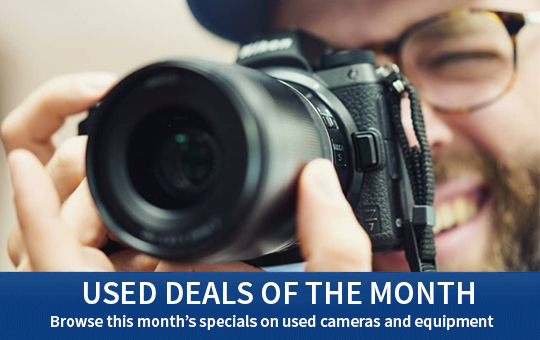 Used Deals Of The Month