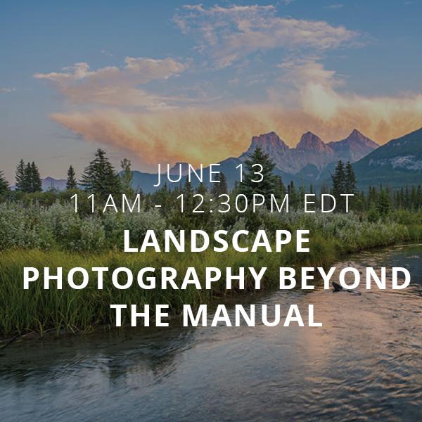 Nikon Landscape Class