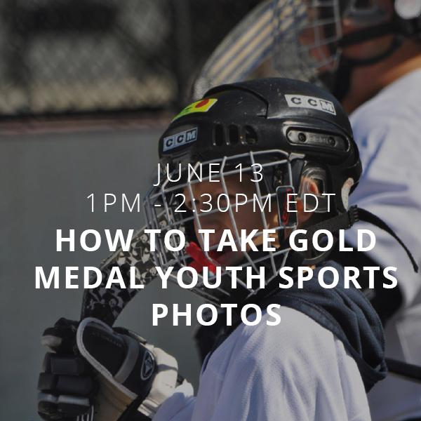 Nikon Youth Sports Class
