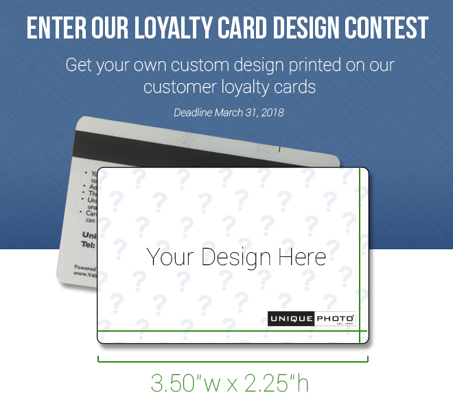 loyalty card contest