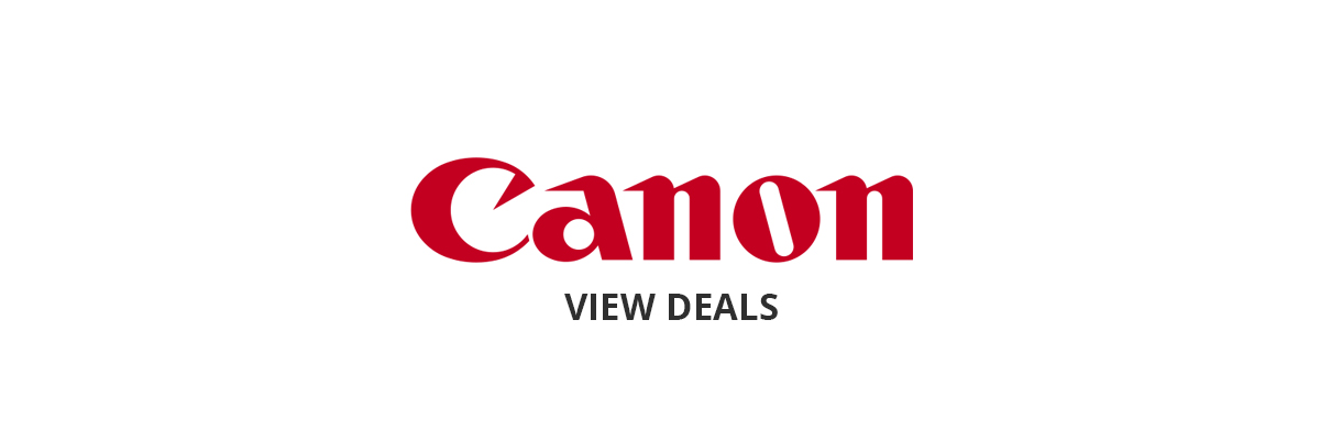 Canon take over weekend deals