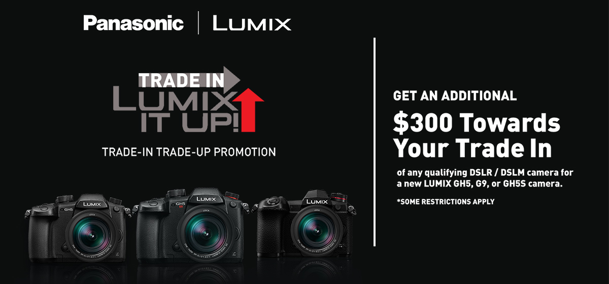 panasonic lumix event