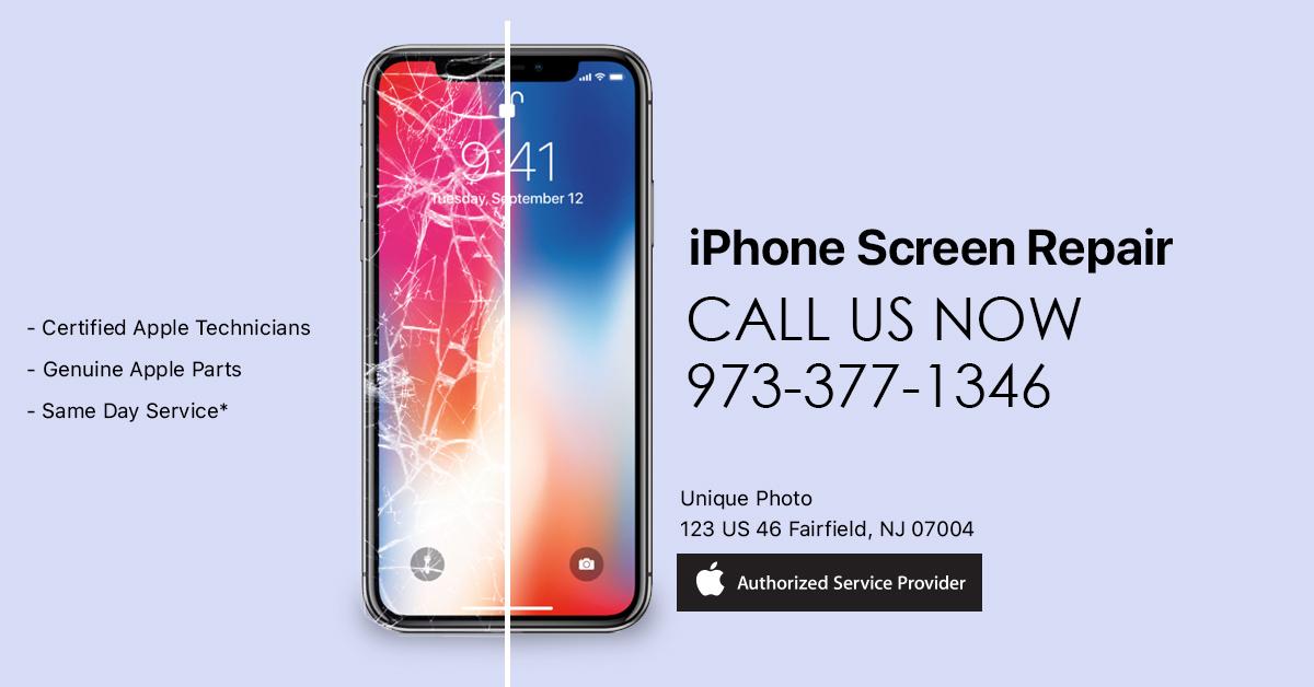 iPhone Repair Promo