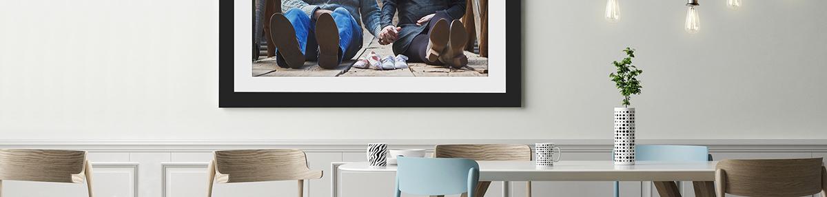 customized framed prints
