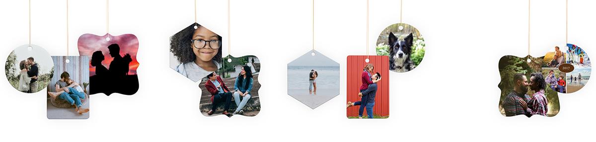 customized ornaments