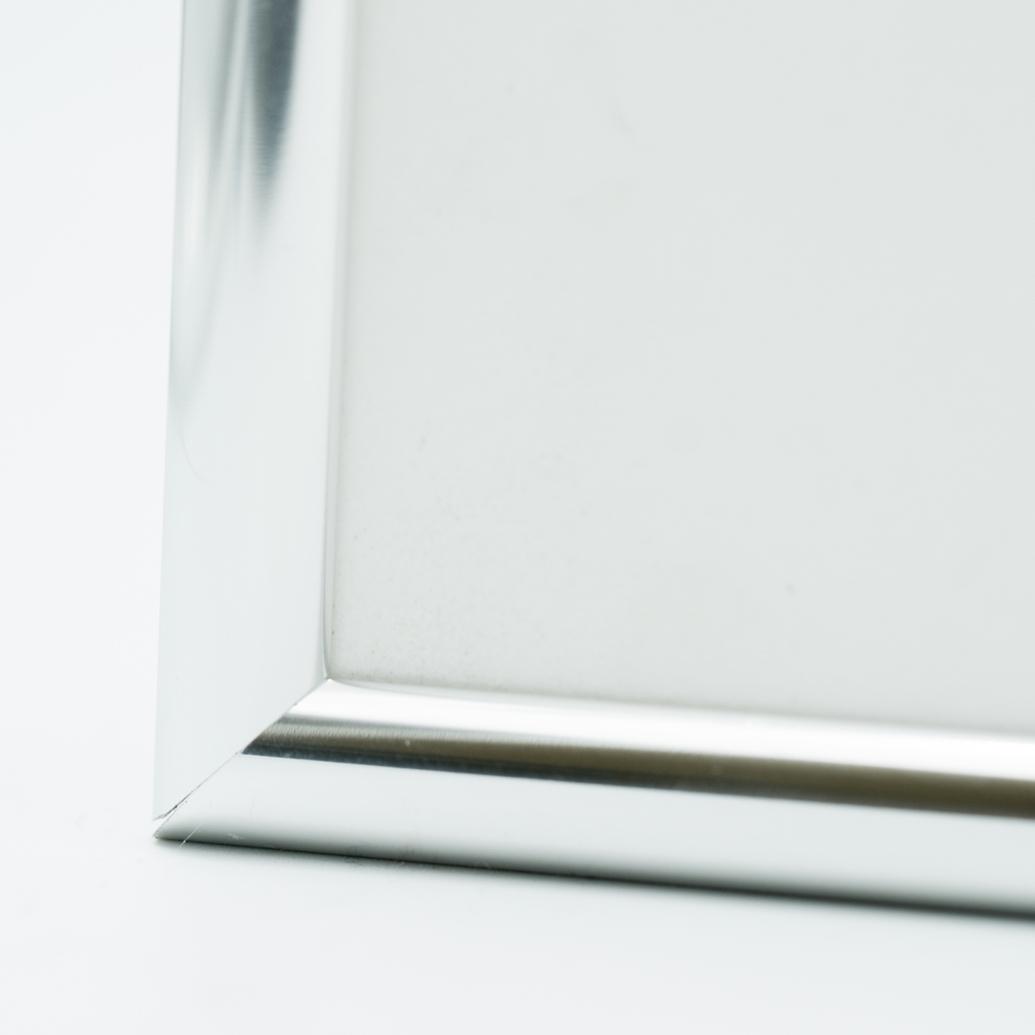 Silver Metal Frames