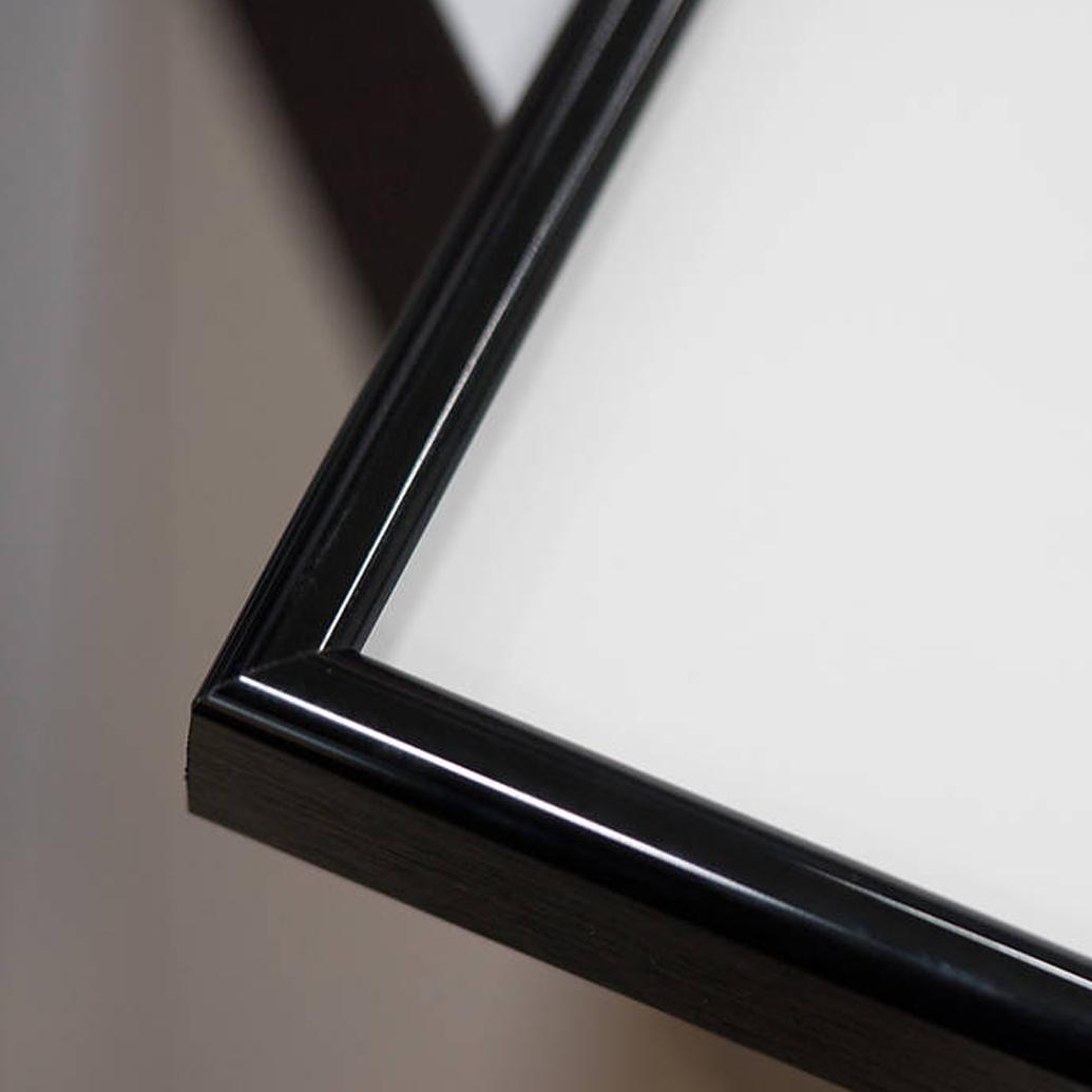 Black Metal Frames