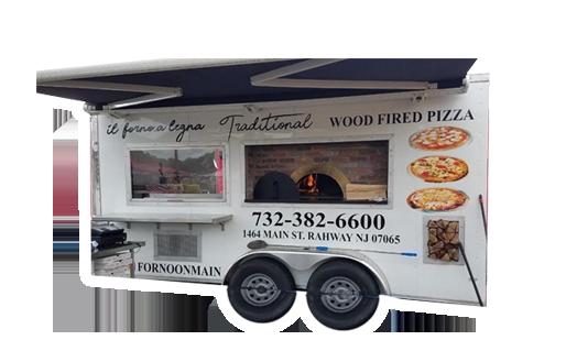 Il Forno A Legna Pizza