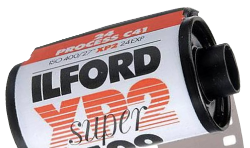 Ilford XP2 Super