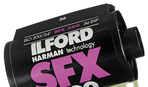 Ilford SFX 200