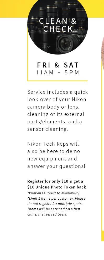 Nikon Takeover