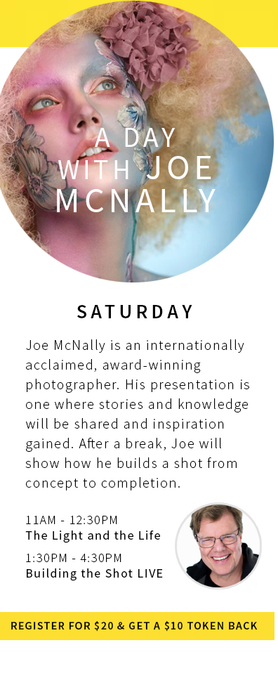 Nikon Takeover | Joe McNally