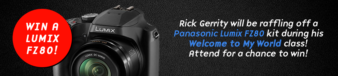 Panasonic camera show deal