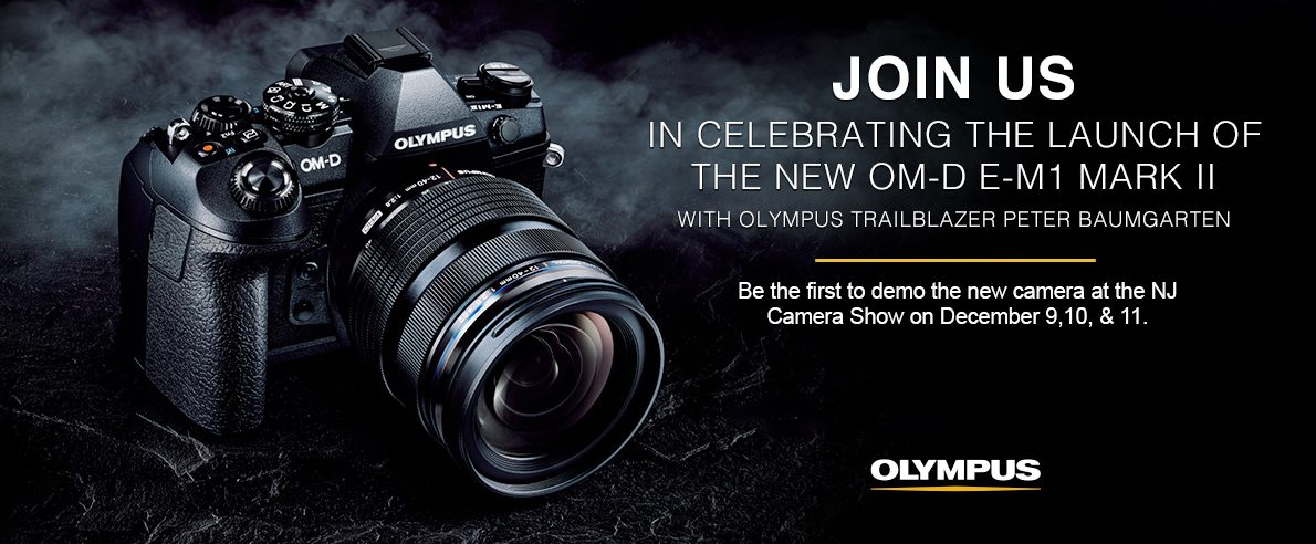 olympus launch event