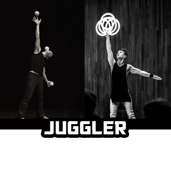 Juggler Saturday December 10