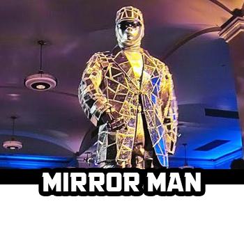Mirror Man Sunday December 11