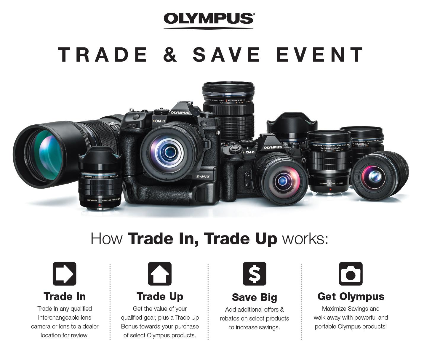 Olympus 2019 Trade Event