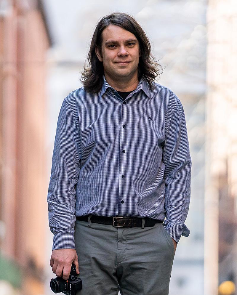 Stephen Gardner - Tech Consultant