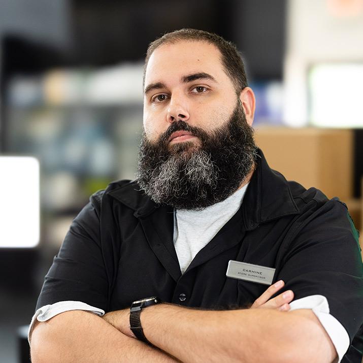 Carmine Pica - Store Consultant