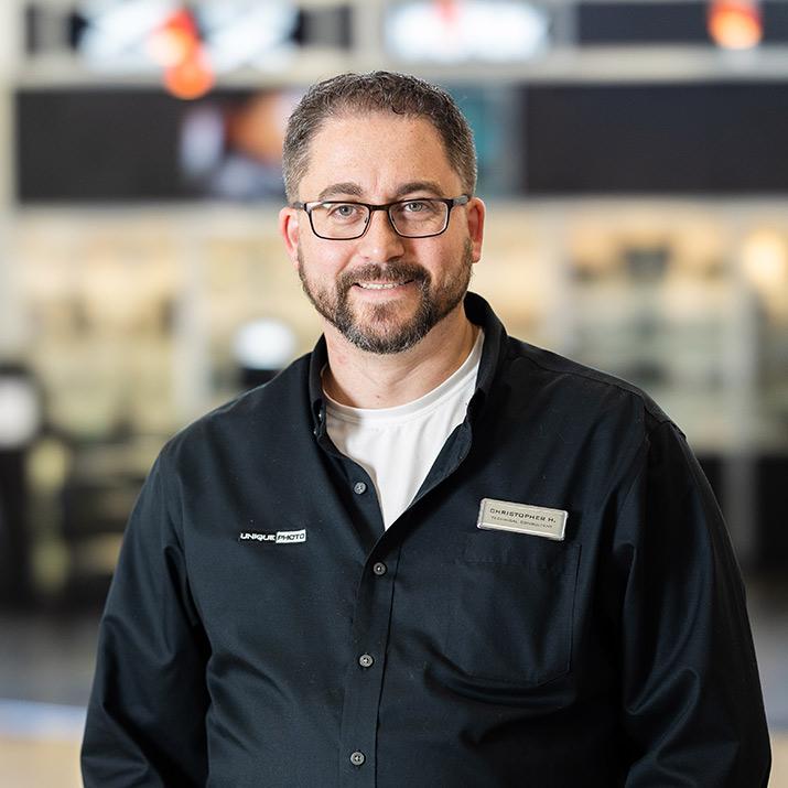 Christopher Homer - Tech Consultant