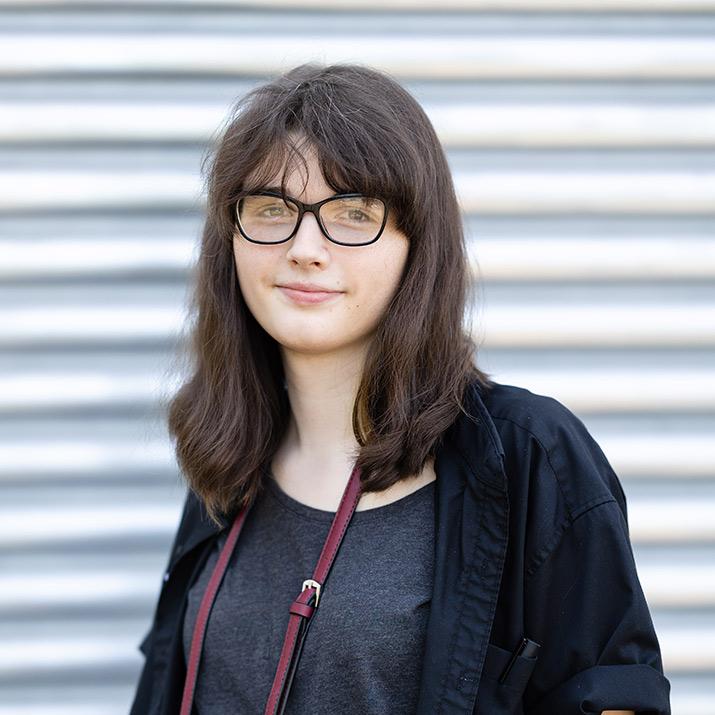 Luna Wroblewski - Lab Supervisor