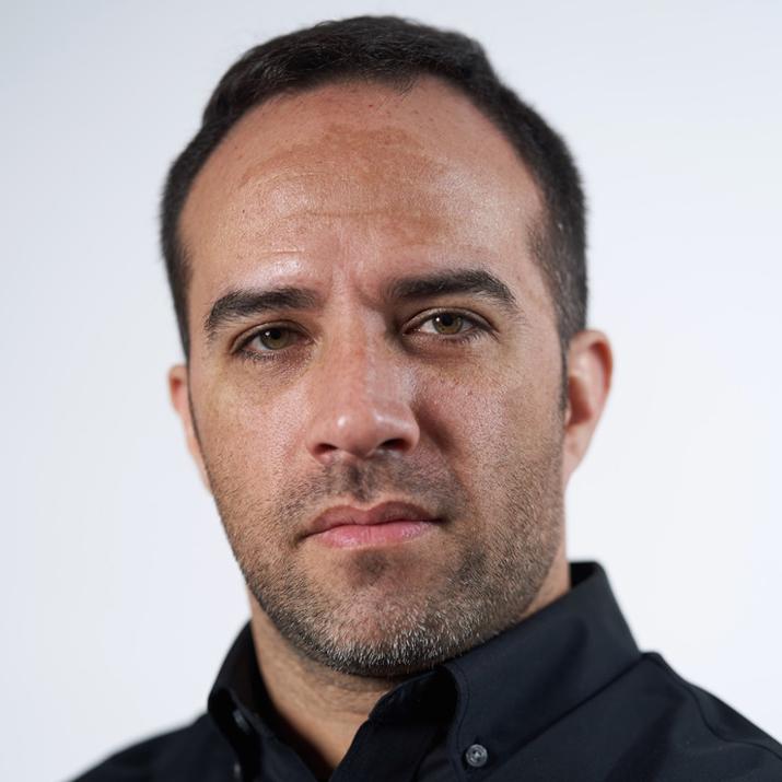 Efrain Rios - Store Manager