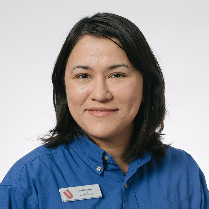 Sandra Cadena - Lab Technician