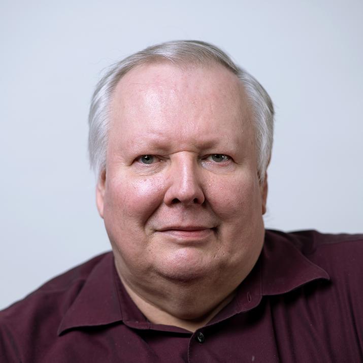 Robert Finn - Lab Manager