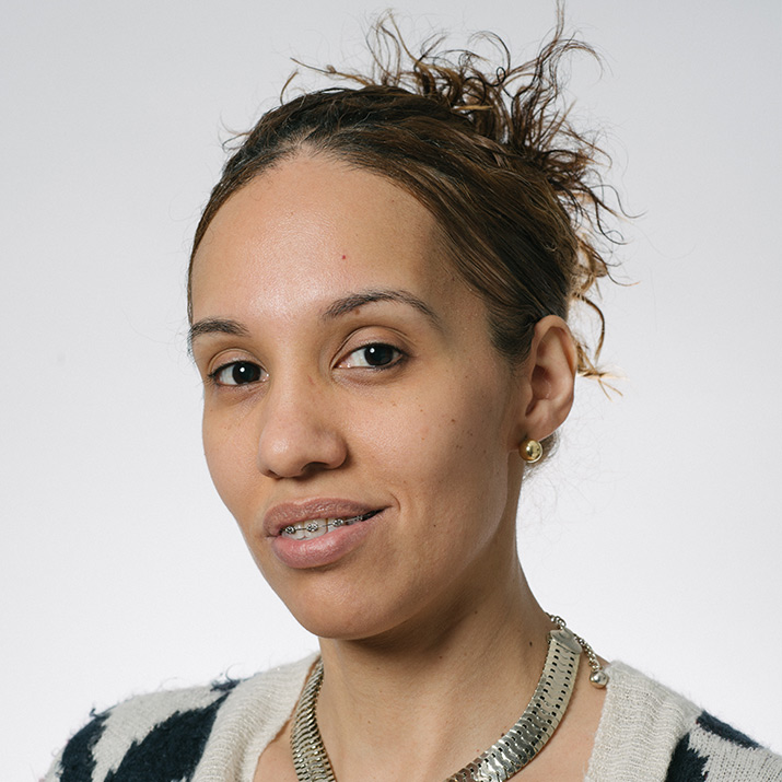 Yenny Valerio - Merchandiser