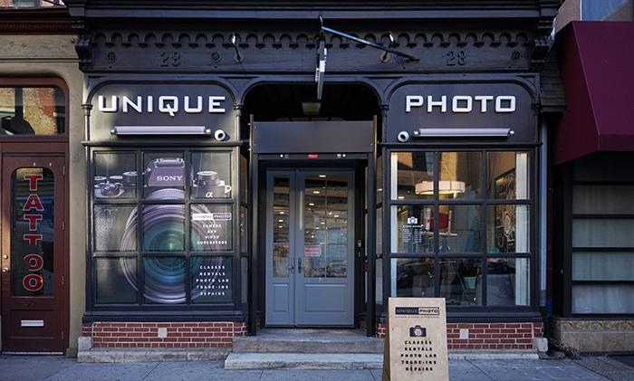 Unique Photo Philadelphia Store