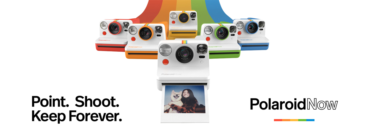 Polaroid Film Cameras