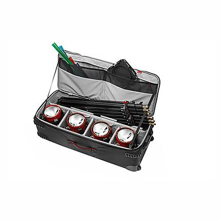 6f099798751 Manfrotto Pro Light  LW-97W Rolling Organizer Black   Carry and ...