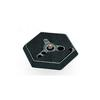Manfrotto 03014 Quick Release Plate 1/4 20 Inch Hexagonal Shape