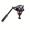 Manfrotto MVH502A Head And MVT502AM Video Tripod Sytstem With Case