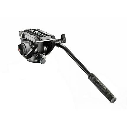 Manfrotto MVH500AH Pro Fluid Head With Flat Base