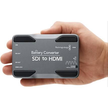 Blackmagic Design Battery Converter Sdi To Hdmi Brand Shops Blackmagic At Unique Photo