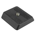 Benro PU-08 Quick Release Snap-In Plate For Select BH/HD/DJ Series Heads