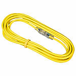 12/3 25ft 300V SJT Extension Cord LED Lighted End Prong Indoor/Outdoor