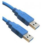USB 3.0 Type A Male / Type A Male Cable 10 ft