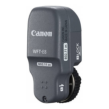 Canon WFT-E8A Wireless File Transmitter for EOS 1DX Mark II DSLR Camera