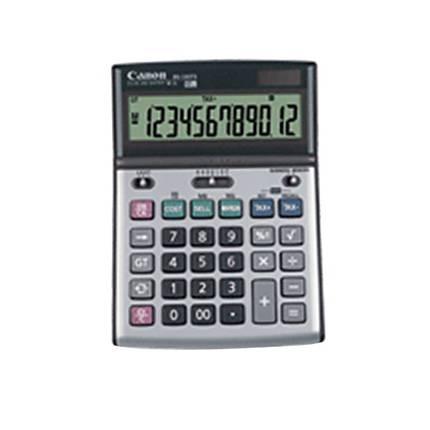 Canon BA-1200TS Desktop Calculator