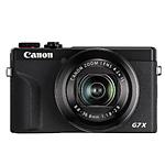 Canon PowerShot G7X Mark III Digital Camera (Black)