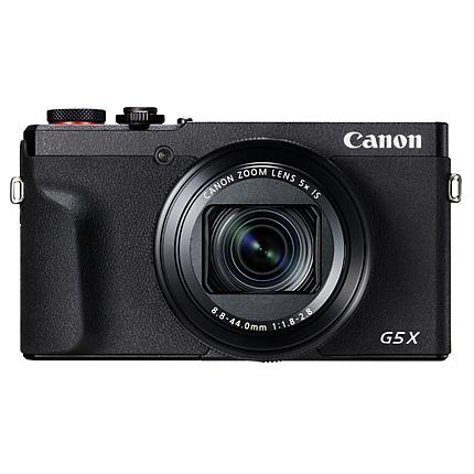 Canon PowerShot G5X Mark II Digital Camera (Black)