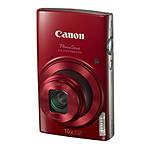 Canon PowerShot ELPH 190 IS Digital Camera - Red