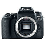 Canon EOS 77D Digital SLR Body Only