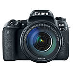 Canon EOS 77D Digital SLR with 18-135mm f/3.5-5.6 IS USM Lens